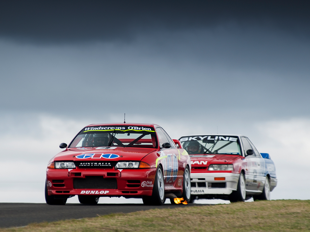 TOURING CAR SHOOTOUT AT SYDNEY CLASSIC SPEEDFEST