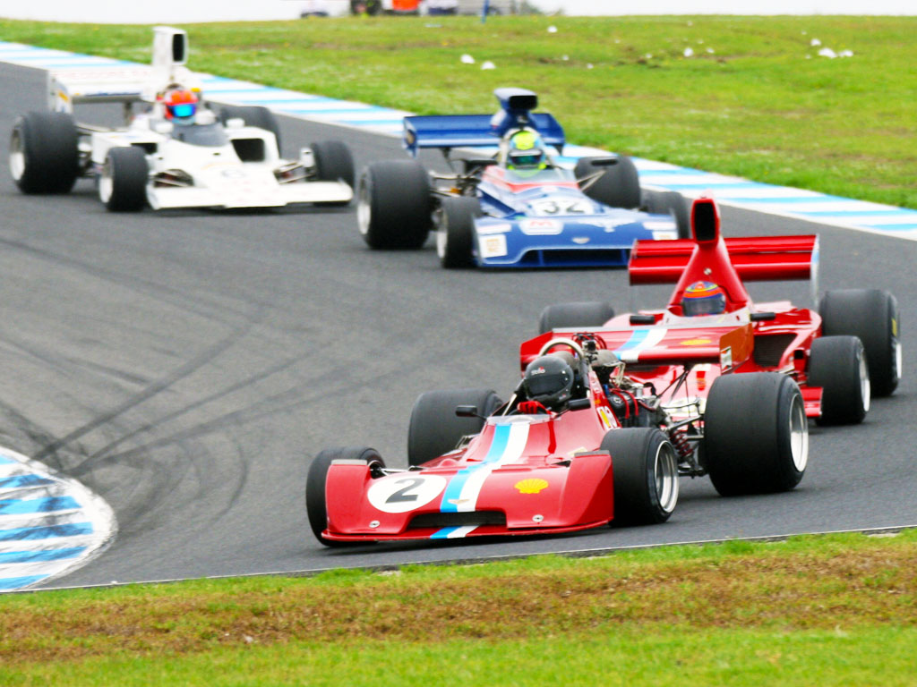 Largest Australian F5000 field in decades to line up at Sydney Classic Speed Festival