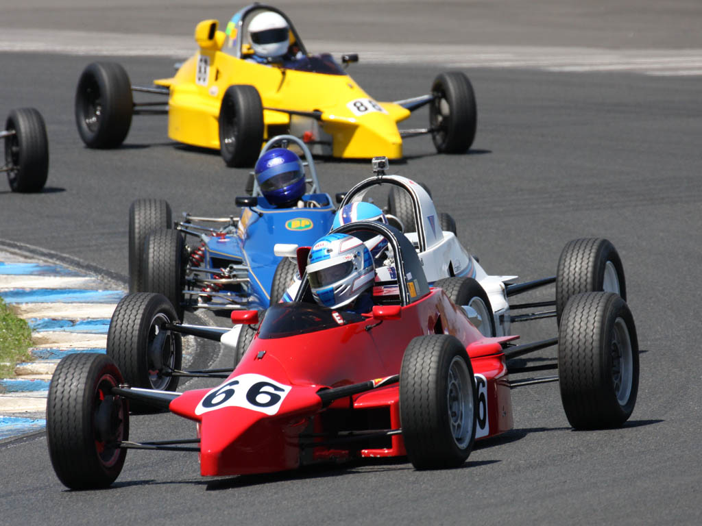 STRONG FORMULA FORD FIELD SET FOR 5OTH ANNIVERSARY CELEBRATION